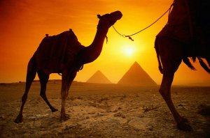 Это заманчивый Египет