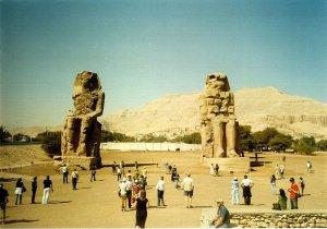 Луксор – самый популярный туристический центр Египта