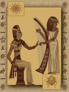 Египет-загадочная страна