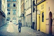 Волшебство свадьбы в Праге